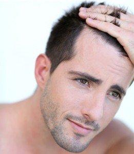 hajhullás, kopaszodás férfiaknál