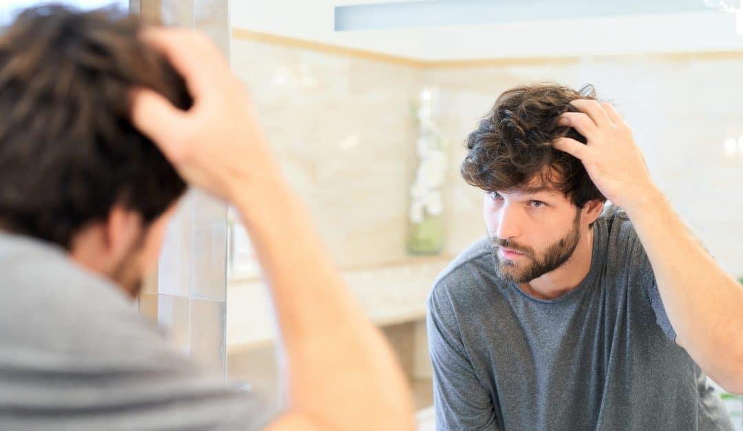 Az erős hajhullás okai