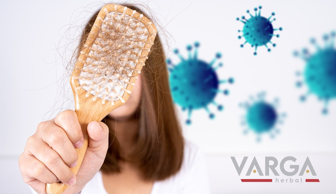 Koronavírus: hajhullás a fertőzés után
